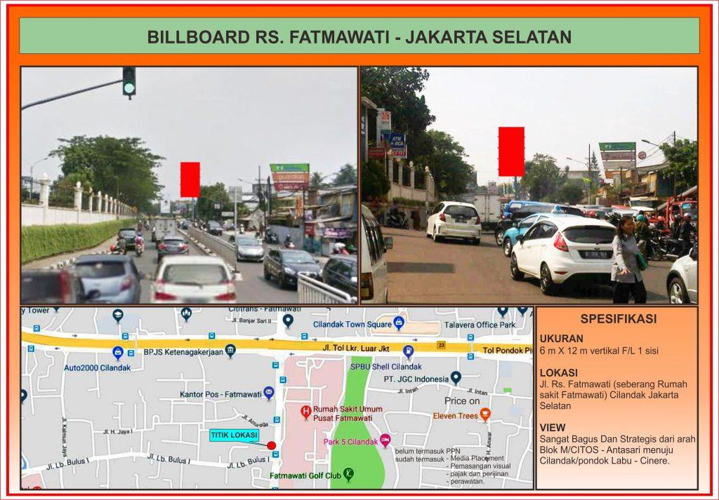 RS. Fatmawati (6x12)